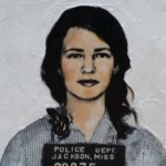 This portrait by Peggy Ballard definitely has a story behindhellip
