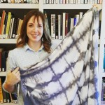 Meet Rachel Callan fiber artist and instructor at the Quincyhellip