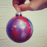 Create your own gorgeous paint ornament during the ChristKindl Markethellip