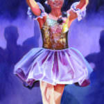 Jennifer Klingele, Dancer